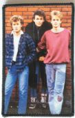 A-Ha - 'Group Wall' Photo Patch